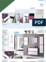 Catálogo muebles de baño Salgar COMBI
