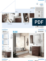 Catálogo muebles de baño Salgar CORUS