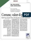 Rassegna Stampa 06.12.2013