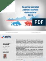 Forex-Raportul Complet Admiral Markets 6 Dec 2013