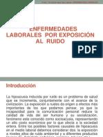 Presentacion Enfermedades Laborales - Ruido