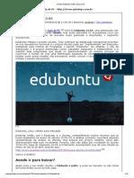 Edubuntu 12.04 (Review)