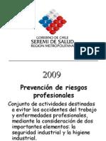 Presentaciones a Los CESFAM