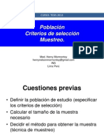 Población_muestra_criterios de elegibilidad HMormontoy_2_09_13