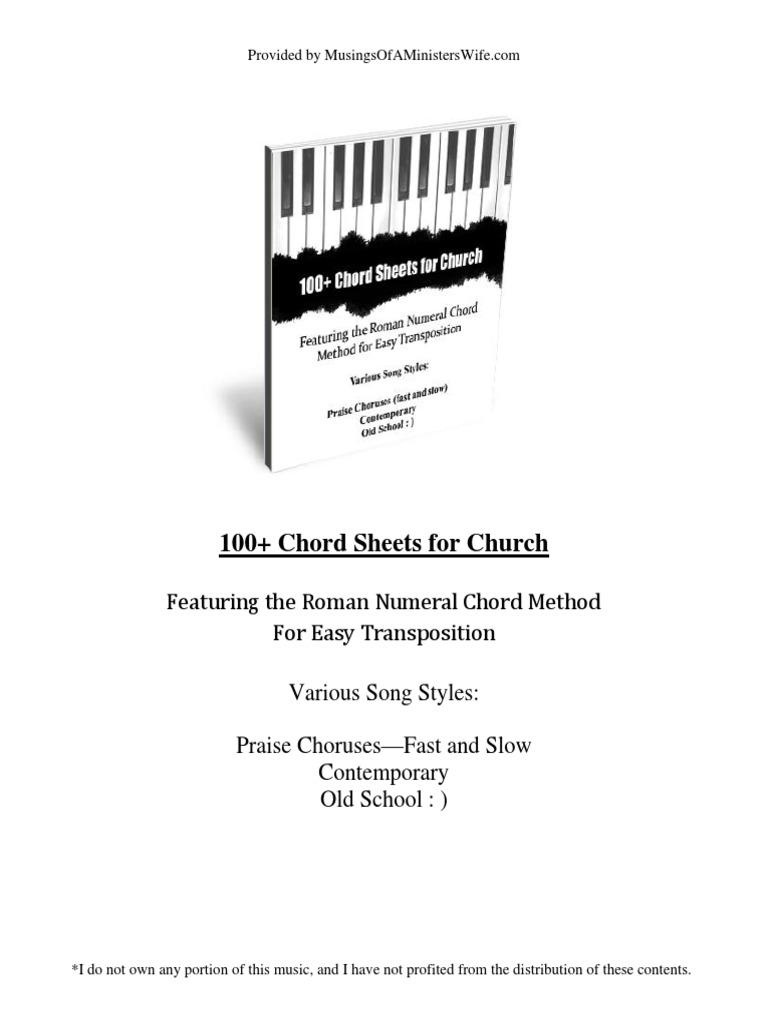 03 pua lililehua chord music elements of music 100 chord sheets for church hexwebz Gallery