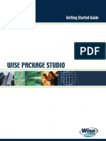 Wise Package Studio Getting Started Guide 004