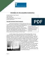 Biocompatible Endodontics