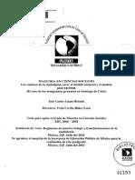 Jose Carlos Luque. Los caminos de la ciudadanía entre el modelo nacional y el modelo post-nacional