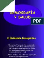 Demografía y Salud - Presentación UCV