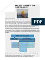 SUPPORT STRUCTURE CONCEPTS FOR OFFSHORE WIND TURBINES.doc