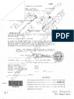 State of Ohio v Carr - Criminal Indictment and Related