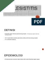 Kolesistitis ppt27