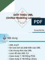 1. UML - Gioi Thieu Tong Quan