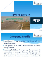 42034581 Presentation on Jaypee