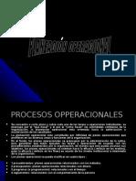 PLANEACION OPERACIONAL