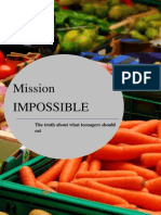 Misson Impossible Cover