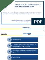 Pandangan Bank Pelaksana Dalam Meningkatkan Keefektifan Penyaluran FLPP