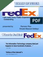 21712517 Supply Chain of FedEx