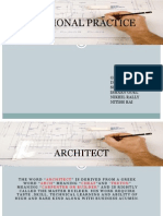 Architect Role & Responsibilities