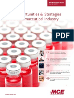 Executive Issue 38 Pharma Industry 2012