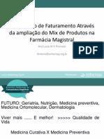 Incremento Faturamento Ampliação Mix Prods - Ana Lúcia Povreslo