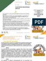 Presentación trabajos colaborativos DPI