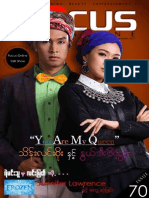 Myanmar Focus Online Issue 70, Vol 17