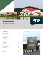 IIT Guwahati Placement Brochure 2013-14