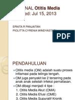 JOURNAL Otitis Media