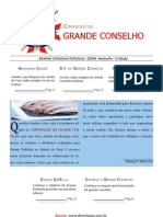 Jornal do Grande Conselho DeMolay Pará