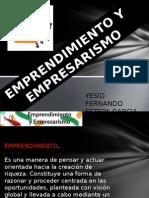 Empredimiento y Empresarismo