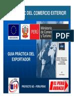 Exportacion Guia
