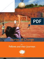 Stories of Change | Fellows and their journeys.