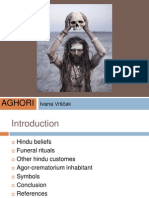 Aghor- Hindu Funeral Customs