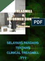 Bandung; Informed Consent Treadmill