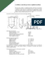 Exemplu cilindru rigidizat
