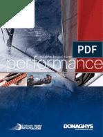 Catalogo Donaghys - Marine Braid Range Performance