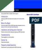 SB5102 User Guide