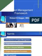 01 Project Management Framework