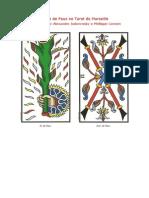 Naipe de Paus No Tarot de Marseille