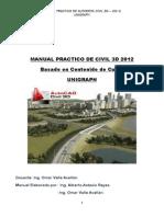Manual Practico de Civil 3d-Unigraph- Astasio-2012