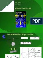 T02 - Motor Monofásico de Inducción