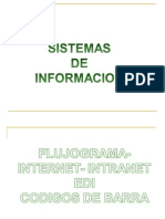 Diagrama Intranet EDI CodigodeBarra