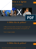 A Politica e a Igreja