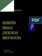 02. BAB II Ekosistem