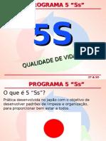 5S Programa de Qualidade