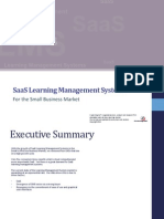 Research - Learning Management System SaaS for Small-Medium Businesses