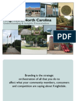 Knightdale Branding Project