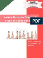 Primeros Auxilios en Ed. Infantil