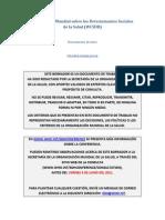 WCSDH Consulta Sobre Los DSS 2011